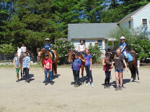 Fairfield's Junior-Young Rider Program- Summer 2016