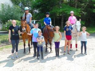 Fairfield's Junior-Young Rider Program- Summer 2017